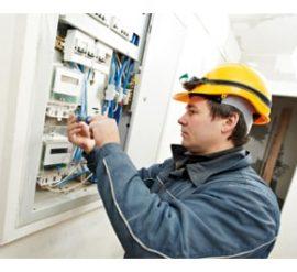 emergency electrician man